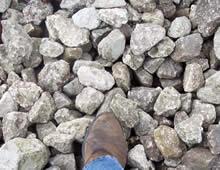 rock & gravel