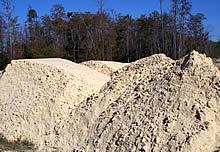 yellow sand